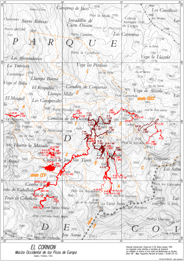 PICOS 2016 - Mapa rejonu