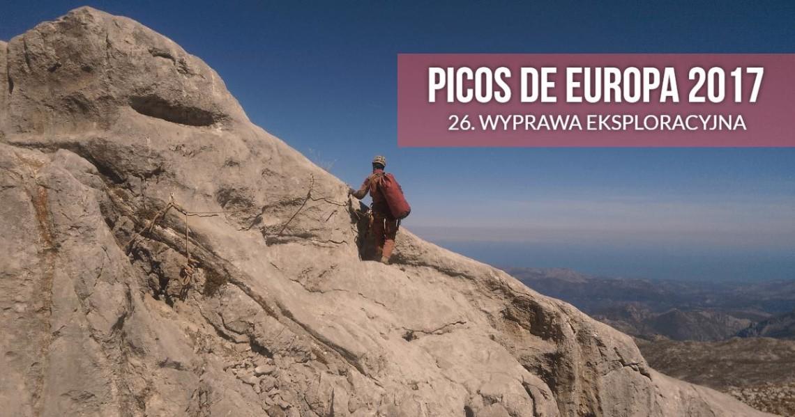 Picos de Europa 2017 - baner