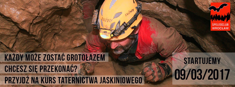 Kurs Taternictwa Jaskiniowego
