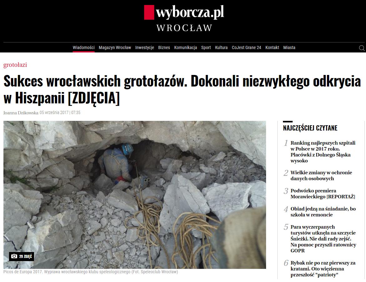 http://wroclaw.wyborcza.pl/wroclaw/7,35771,22325451,sukces-wroclawskich-grotolazow-zobaczcie-co-udalo-im-sie-odkryc.html