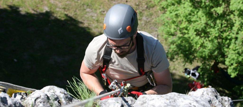 Zajęcia linowe 3 – Góra Birów